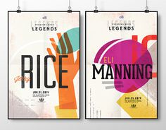 posters_900.jpg #color #shapes #illustration #poster #type #football