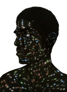 Toyin Odutola « PICDIT #portrait #drawing