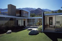 DESIGN FOR MEN » mid-century #modern #richard #architecture #mid #neutra #century