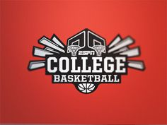 #college #badge #NCAA #basketball #espn