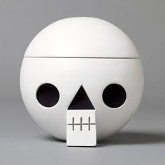 Acne JR | Cranium White