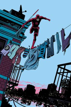 daredevil cover #chris #comics #samnee