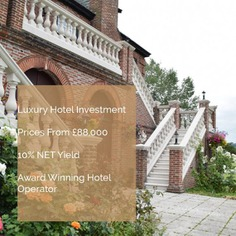 UK Hotel Room Investments | Premium Hotel Suites & Property in the UK