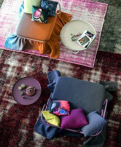 Fantastic Upholstered Furniture by Moroso - #design,  #furniture,  #modernfurniture, design, furniture