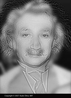 Monroe Einstein Large #albert #aude #monroe #mit #hybrid #image #oliva #einstein #marilyn
