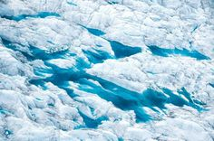 Glacier Colors of Greenland by Jan Erik Waider