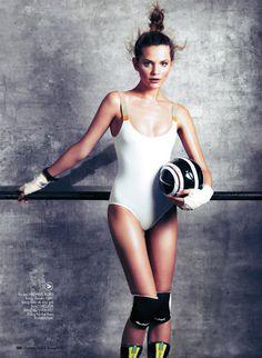 Prafulla.net Fashion, Photography Regina Feoktistova by Stockton Johnson #fashion #sport #photography