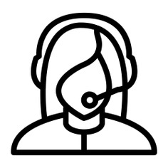 See more icon inspiration related to support, call, avatar, customer service, customer support, headphones, telemarketer, microphone, people, professions and jobs, technology and communications on Flaticon.