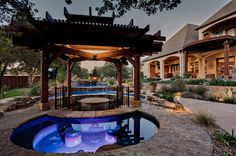 From Swimming Pool Drawing Called To Luxury Pool - Southlake, Texas