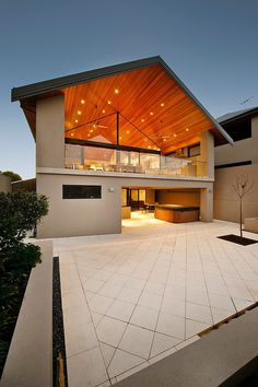 Alver Residence by Cambuild #architecture #modern #residence