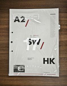 D&AD Typographic circle brief