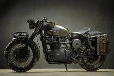 TRIUMPH AR WAR #machine #vintage #motorcycle #triumph