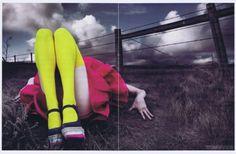 fakingfashion: W March 2011 | Against Nature | Mert Alas & Marcus Piggott #fashion #photography