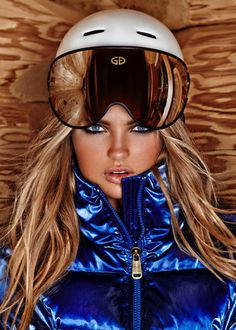 Romee Strijd for Goldbergh Campaign