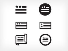 Flag icons #political #icons
