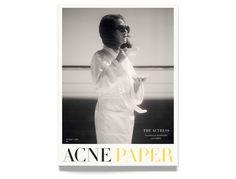 Acne papper Magazine