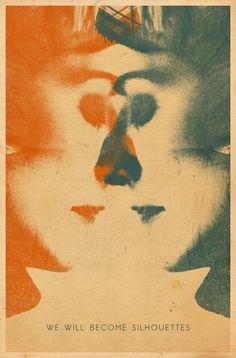 Garrett DeRossett | Work #old #print #design #the #women #service #vintage #poster #postal #paper