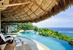 Yemanja Resort on Mustique Island | Cuded #island #resort