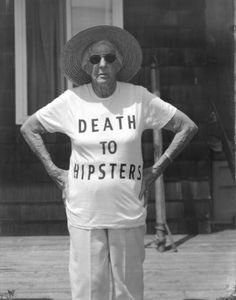 Photos / #hypsters #photo #tshirt #tee #grandma #haters
