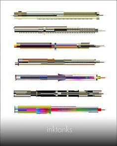 Ink Tanks   Flickr - Photo Sharing! #inktanks #jim #color #calibration #keaton #poster