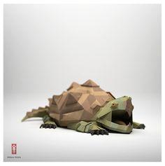 FFFFOUND! | f6ac60ce545aff874af4ef624be9d07b.png (PNG Image, 600x604 pixels) #photography #origami