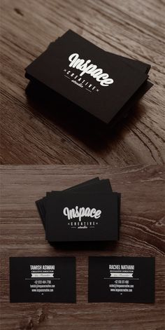 Inspace cards #jakarta #design #brand #illustration #studio #art