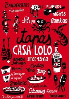 0 Por Ciento >> Espacio web especializado en grafismo #illustration #lettering
