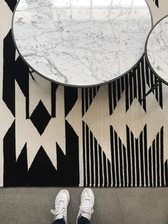 Interior design, Rugs by RugBurn
