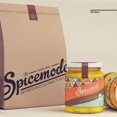 Spicemode #packaging