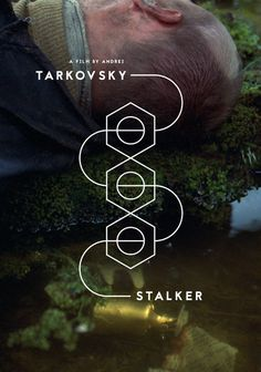 Stalker - The visual work of Tamas Horvath #stalker #tarkovsky #andrei #russian #criterion #poster #artwork #movie #illustration #geometry #