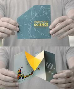 CCIS Pop Up Brochure #3d #popup #pop up #brochure