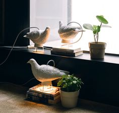 Dove X Light by haoshi design haoshi design dove light 4 #design #decor #lamps #lighting #decorative