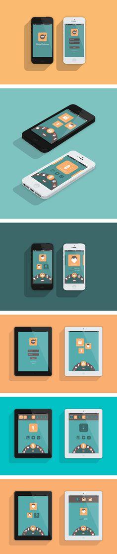Mobile UI Design Inspiration #10