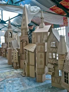 IMG_2638 #paper #town