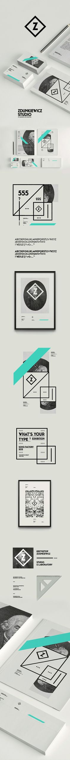 Zdunkiewicz Studio / Self Promotion on Behance #ascs