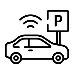 See more icon inspiration related to car, transport, parking, network, vehicle, cars, transportation, vehicles, parkings and holidays on Flaticon.