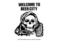 Welcome to Beer City #mattscottbarnes #beer #fear city #welcom