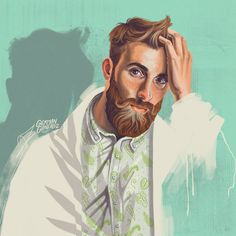 Beautiful-Portraits-Illustration