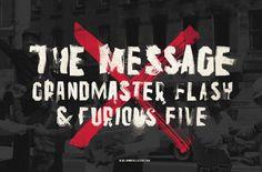 #hiphop #oldschool #message #bronx #handmade