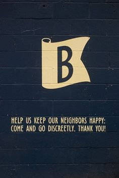 tumblr_ls7hmknGye1qzw1igo1_500.jpg 402×600 pixels #lettering #wall painting #badge #letterform #glyph