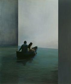 tumblr_lstksnSxyI1qzd1nwo1_500.jpg (JPEG Image, 500×596 pixels) #perspectives #water #paintings