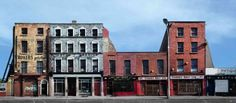 Dublin Before the Tiger by David Jazay #inspiration #photography #art
