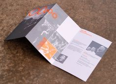 All sizes | Na Brochure | Flickr - Photo Sharing! #wahl #fluorescent #design #graphic #matt #matthew #duotone #conference