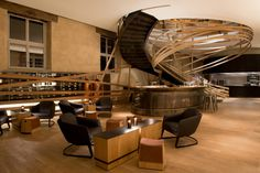 agence_jouin_manku_Haras_6 #interior #wood #design #architecture