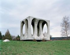 25 Abandoned Yugoslavia Monuments that look like they\'re from the Future | Crack Two