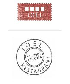 JOÃ‹L Restaurant : Alvin Diec #logo #branding #identity