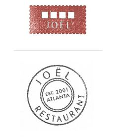 JOËL Restaurant : Alvin Diec