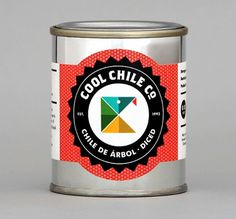 lovely-package-cool-chile2.jpg (538×500) #packaging #tin #chile #can #cool