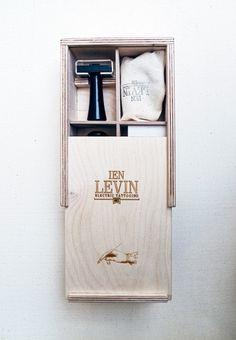 IEN LEVIN box for business cards #leviv #ien #box #odessa #wood #brand #tattoo #vintage #kiev