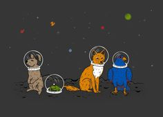 Joe Baum illustration #t-shirt #Starfox #game #Design #joe #baum #art #best #illustration